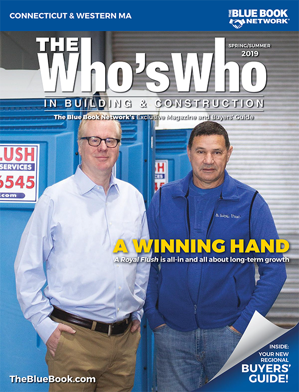 ELITE FEatured in The Blue Book - Who's Who
