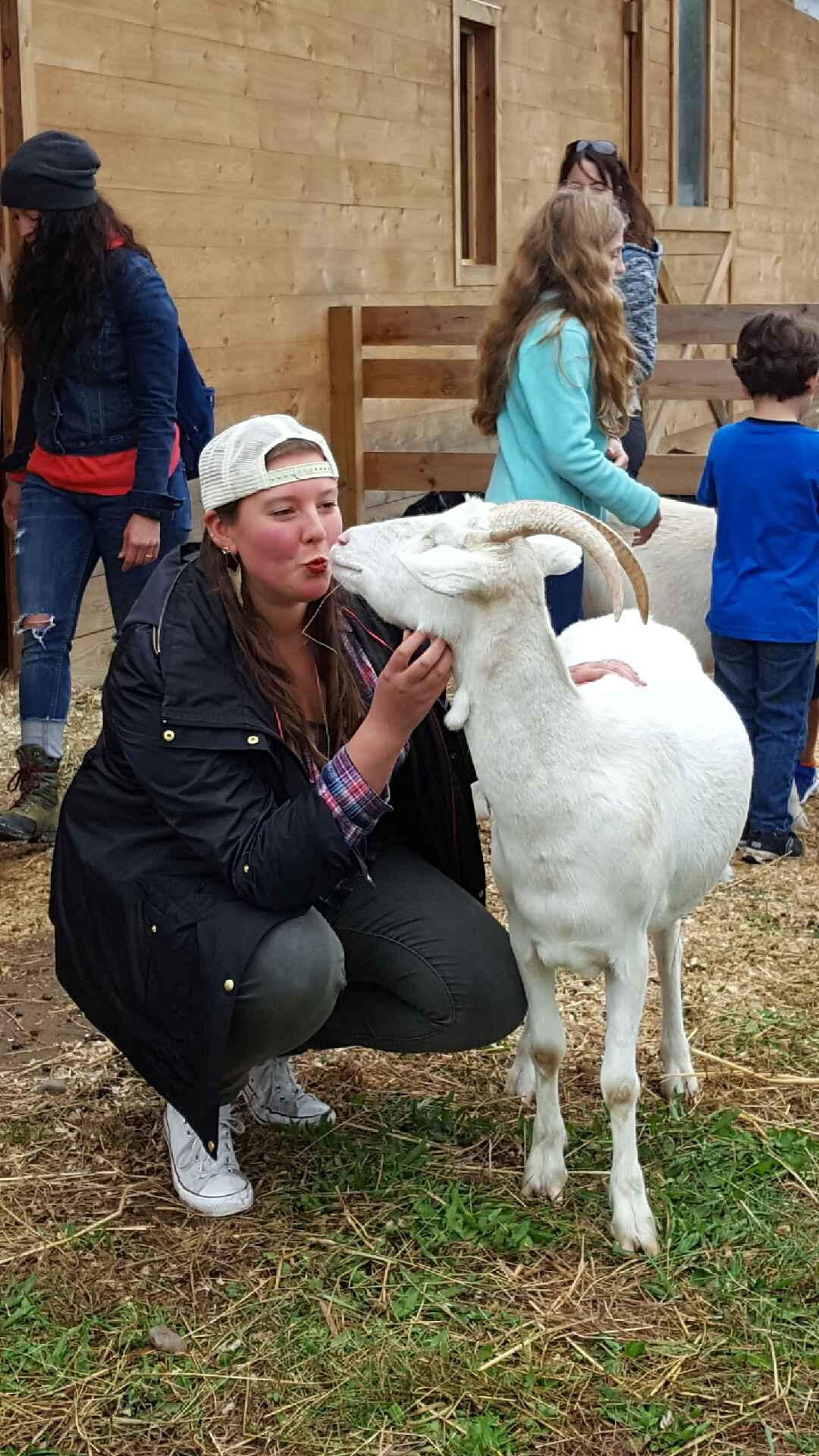 Woodstock Farm Sanctuary, 10/16