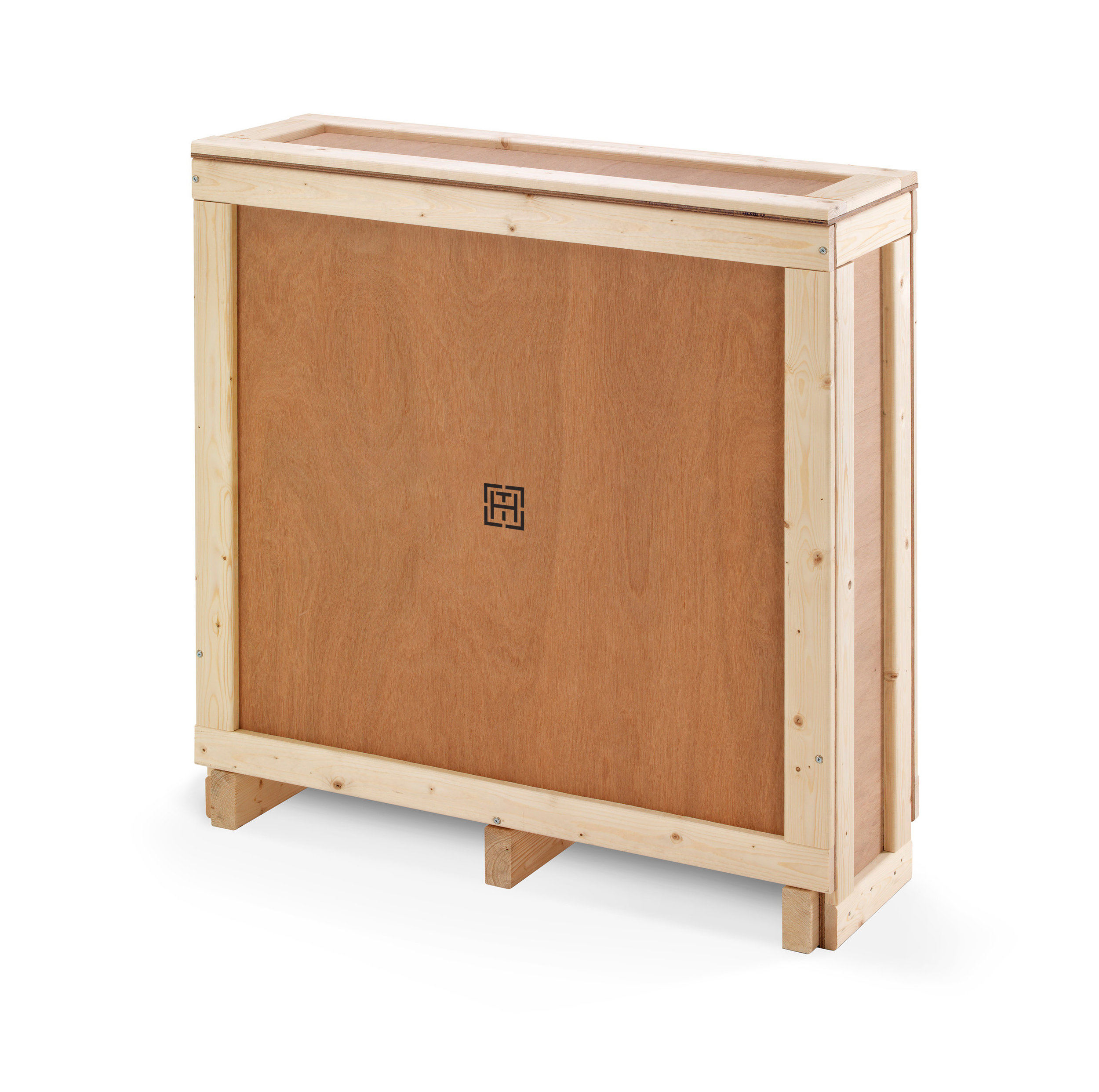 Hang Tough Shipping Crate