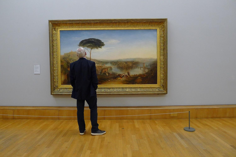 An Art Admirer