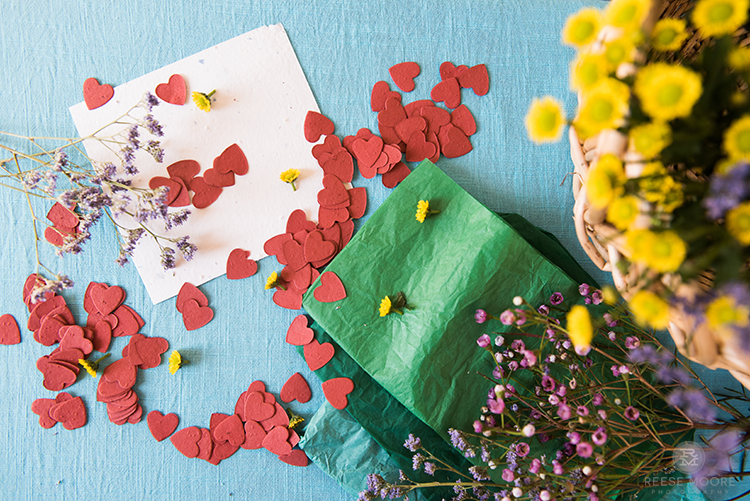 5 Minute DIY Eco-friendly Easter Grass