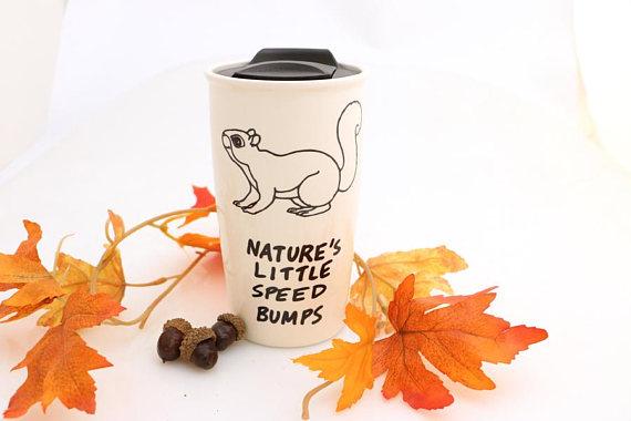 Reusable Travel Mug