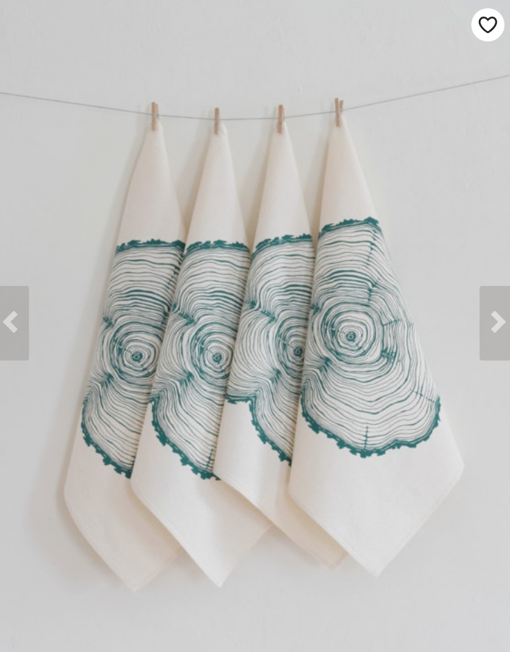 Organic Cotton Napkins