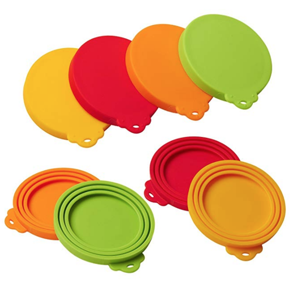 Silicone Reusable Can Lids