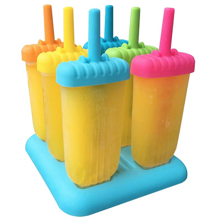 Reusable Popsicle Molds