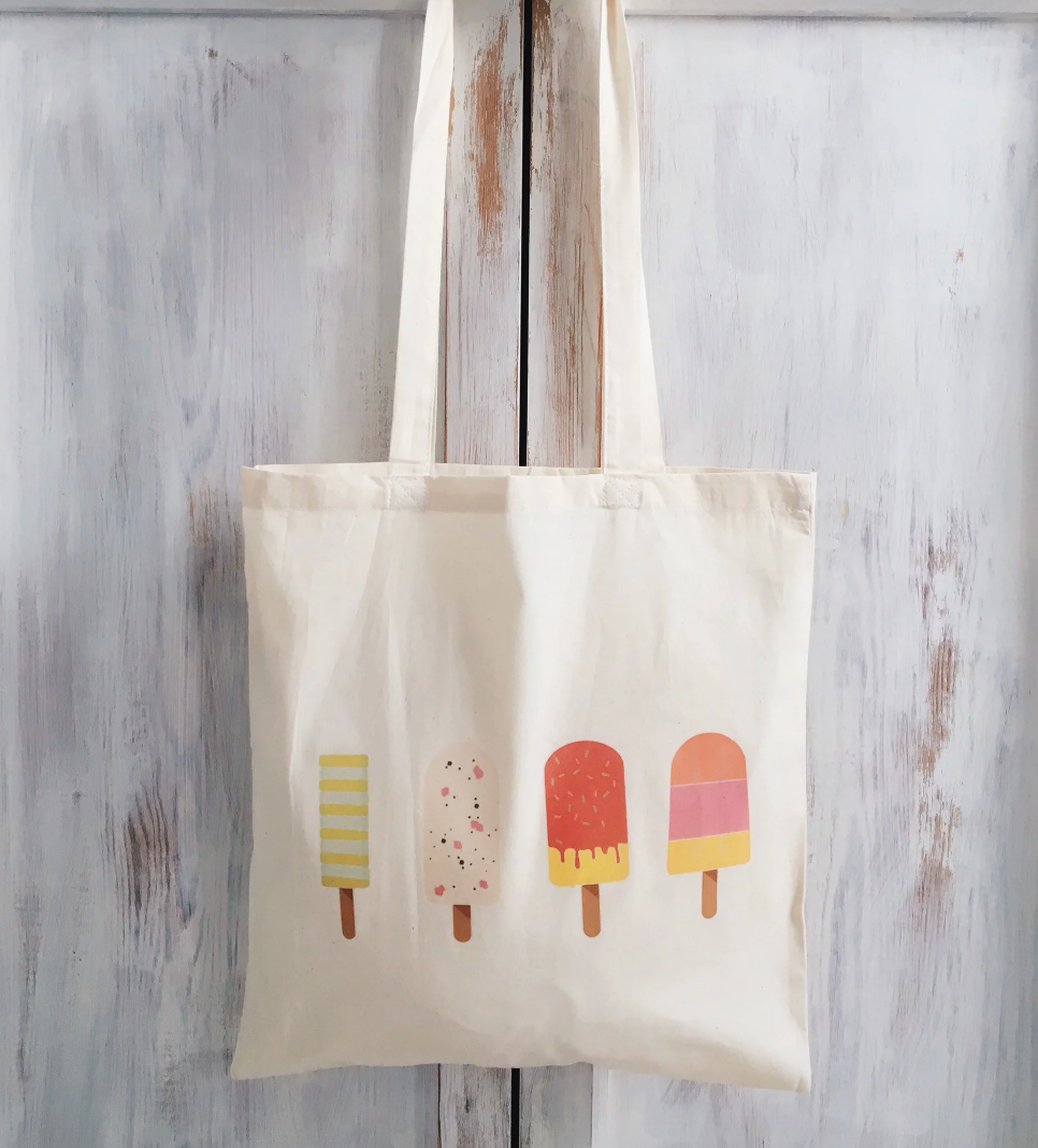 Ice Cream Tote