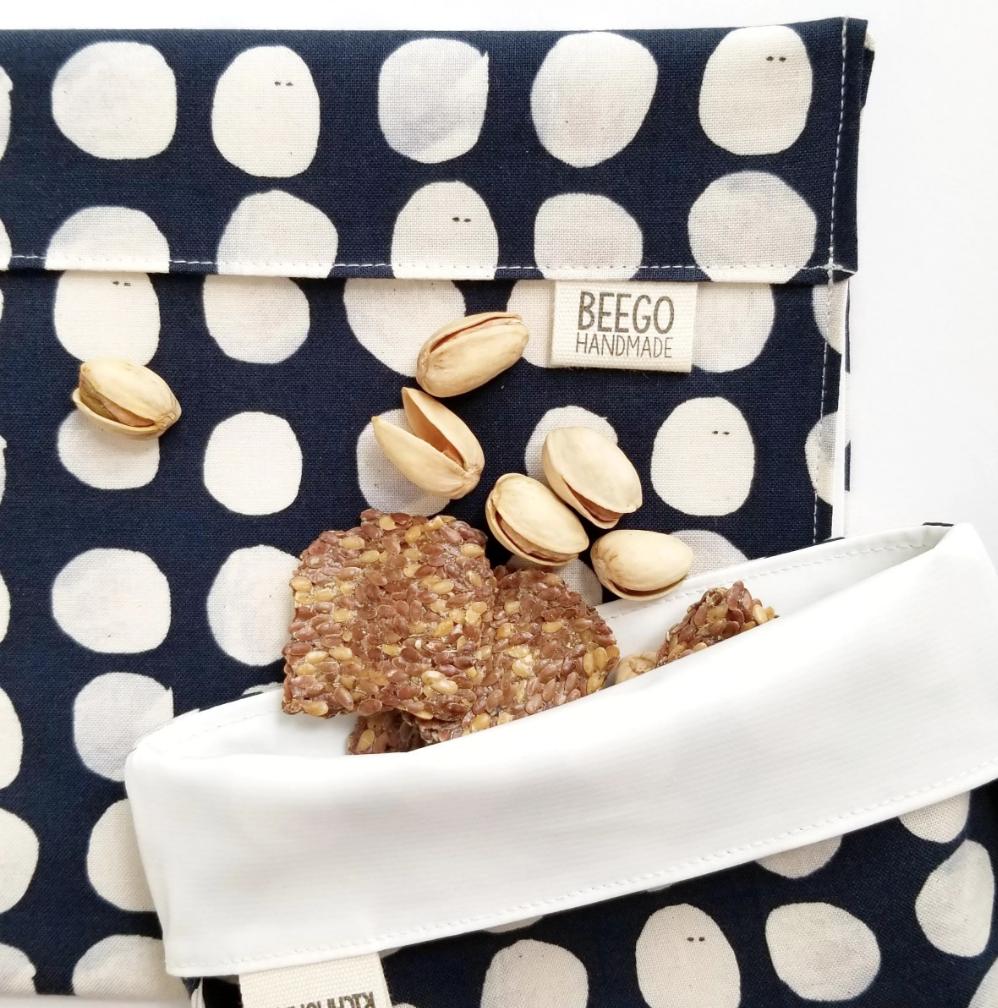 Zero Waste Snack Bag
