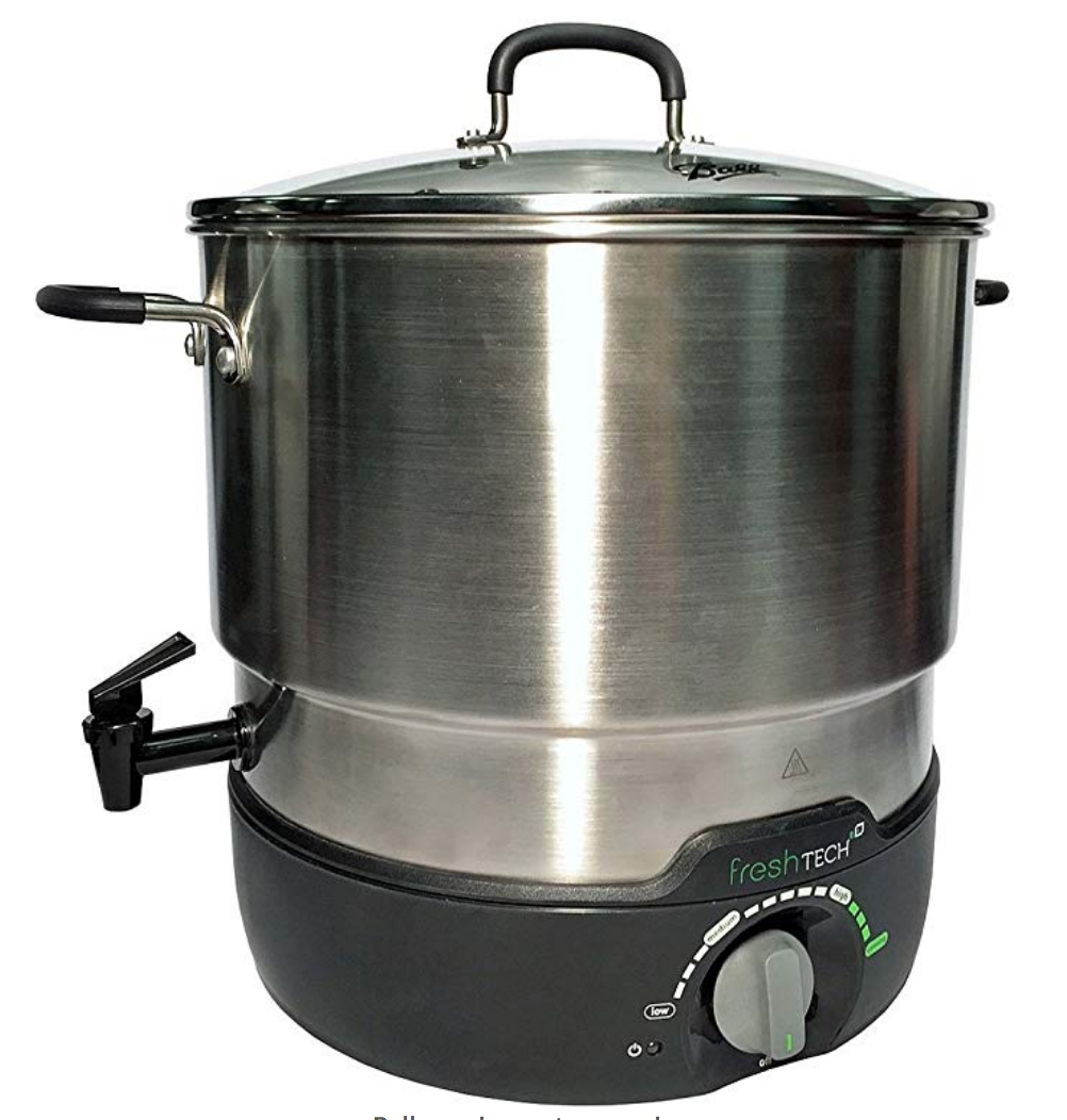 Electric Water Bath Canner