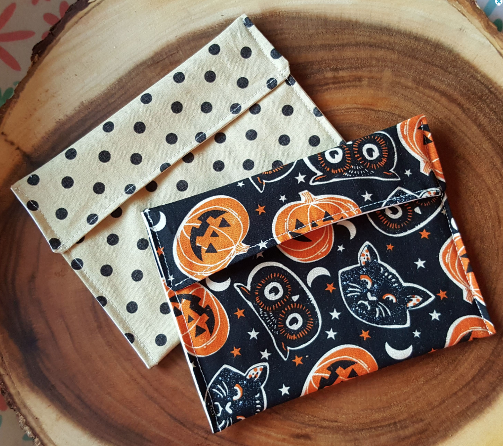 Reusable Lined Snack Bags
