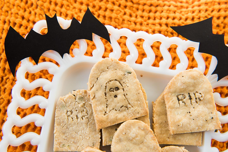homemade tombstone halloween crackers and black bean dip-1013.jpg