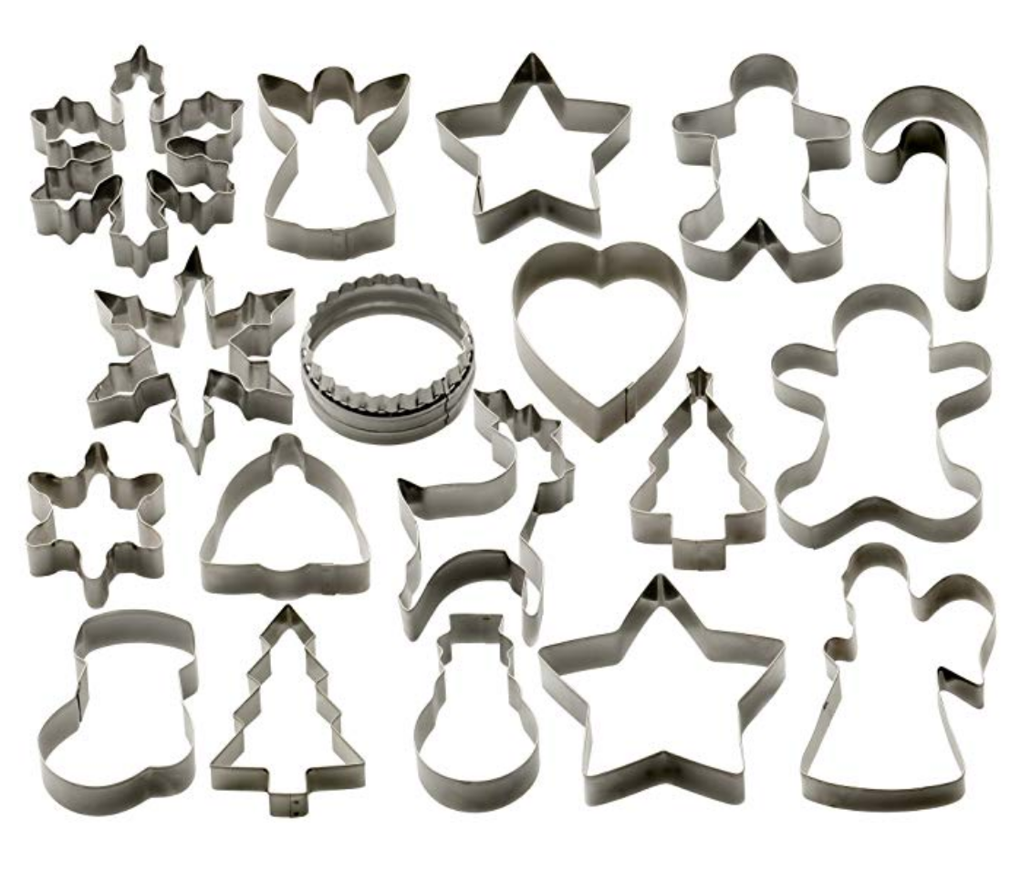 Cookie Cutters ($19.48)