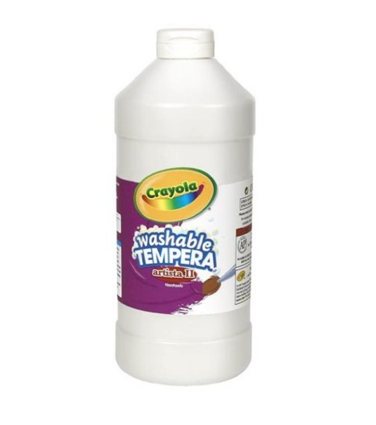 White Tempura Paint