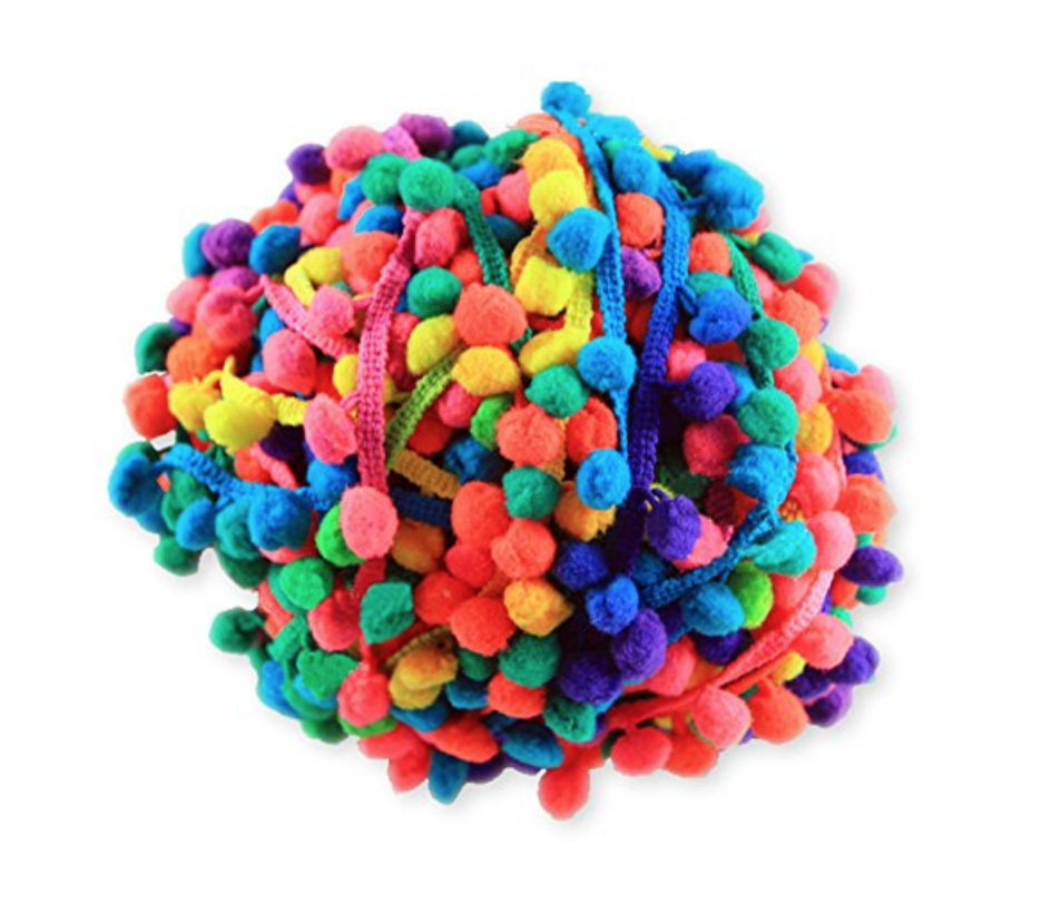 Pom Pom Ribbon ($8.99)