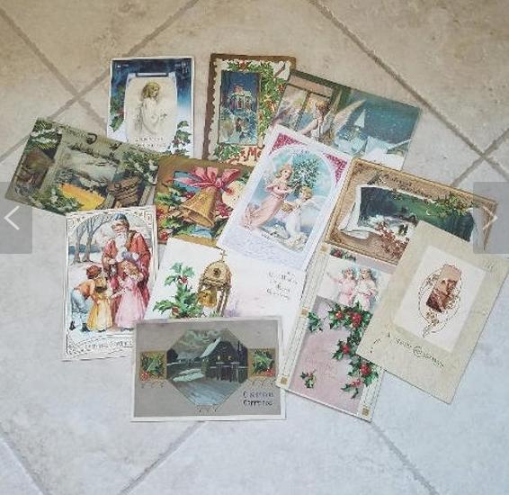Lot of Vintage Cards ($40.00)