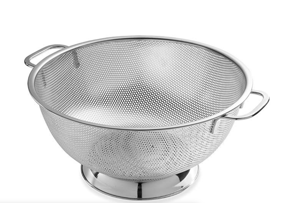 Kitchen Colander ($20.95)