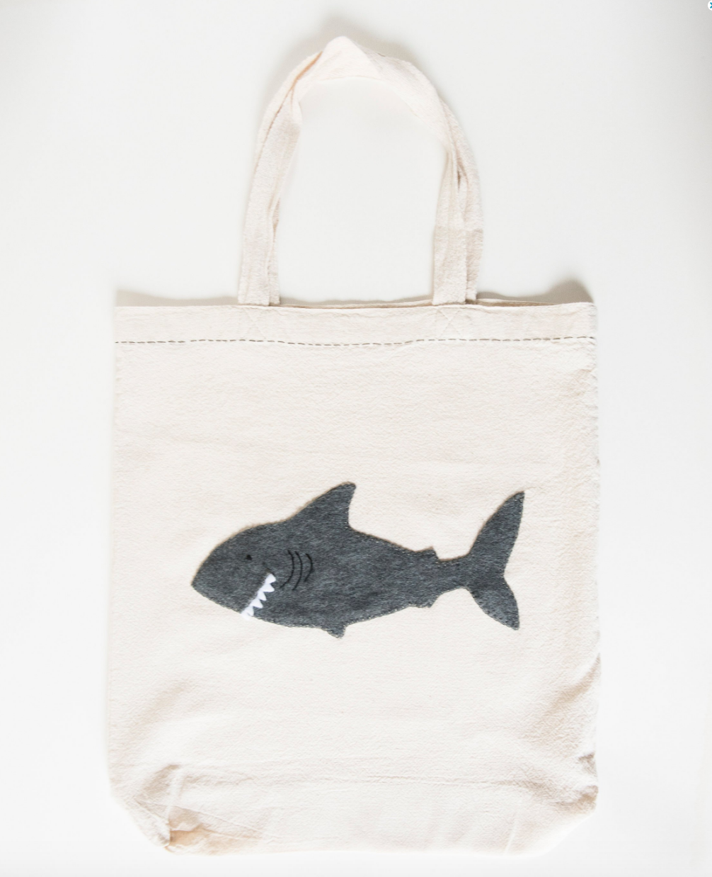 Shark Tote ($30)