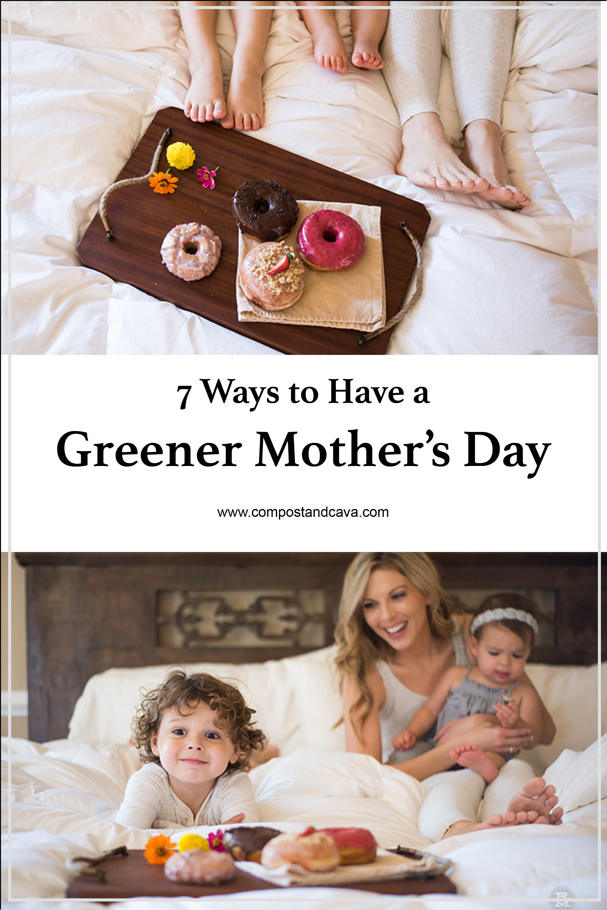 7 Ways to Have a Greener Mother's Day