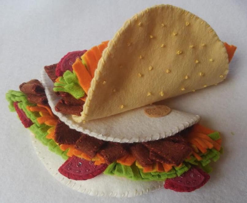 Taco Kids' Toy