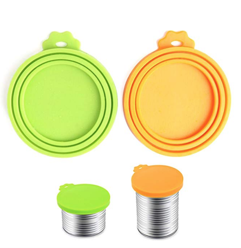 Reusable Can Lids
