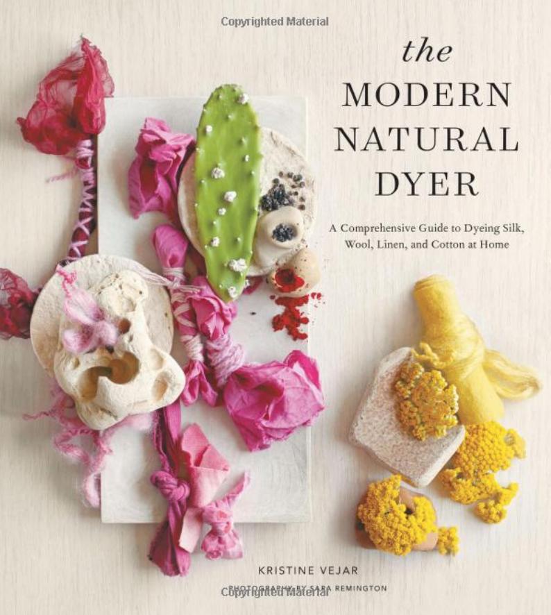 Modern Natural Dyer Book