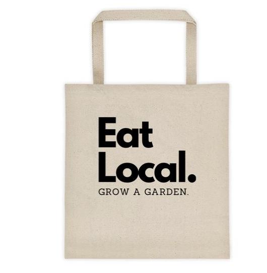 Eat Local Tote