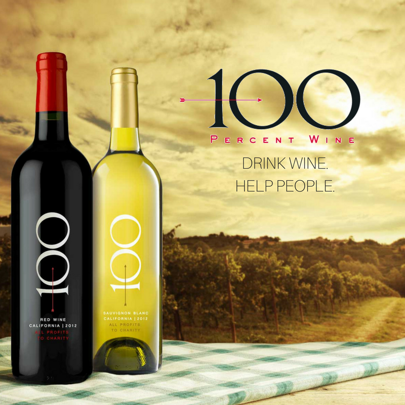 This wine company donates all proceeds from their sales to non-profits that help find jobs for people with disabilities.