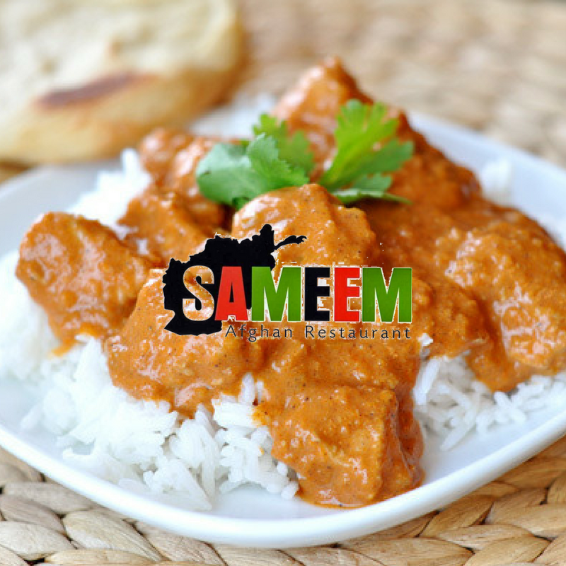 Sameem  is the first and, for the time being, only Afghan restaurant in the entire state of Missouri