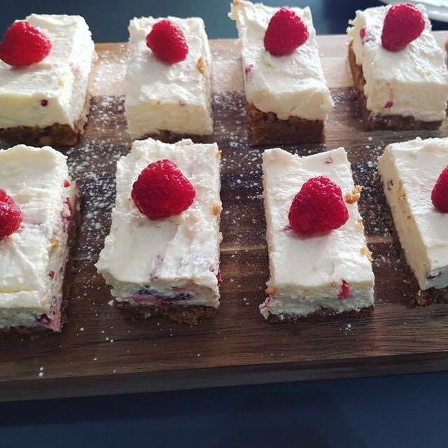 Cheesecakes...