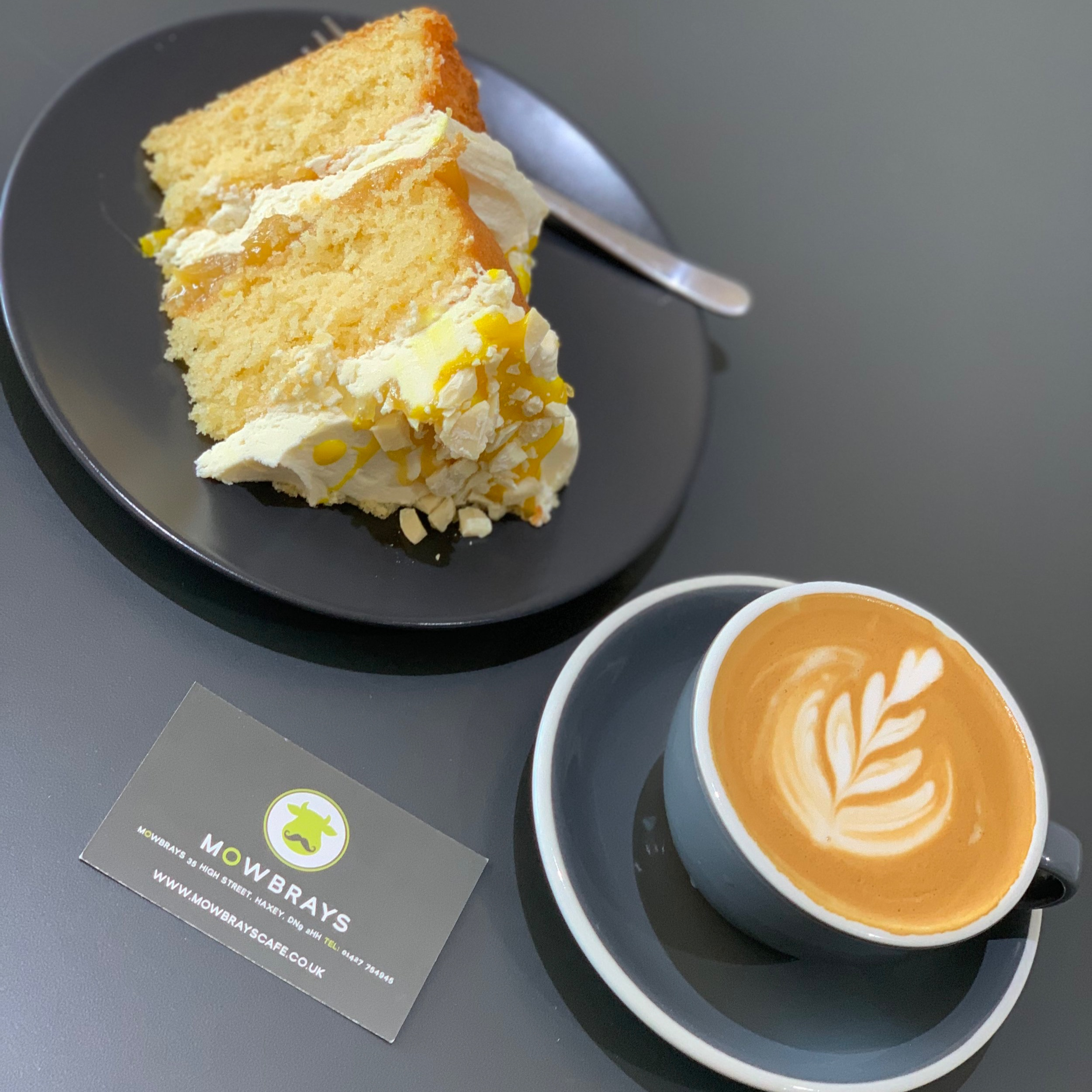Food & Drink - Delicious food freshly made from locally sourced ingredients. Irresistible, speciality coffee and tea. Indulgent cakes and desserts. All on our varied eat in and take out menu.