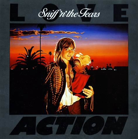 Love / action  Released 1981, Chiswick Records.