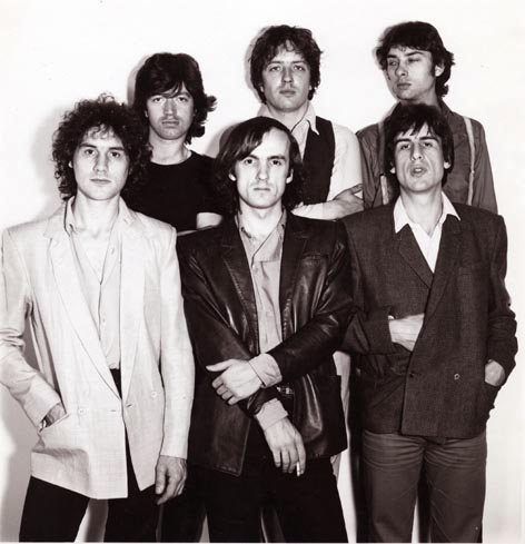The band in 1979