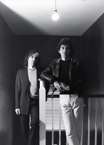 Paul Roberts & Les Davidson 1982