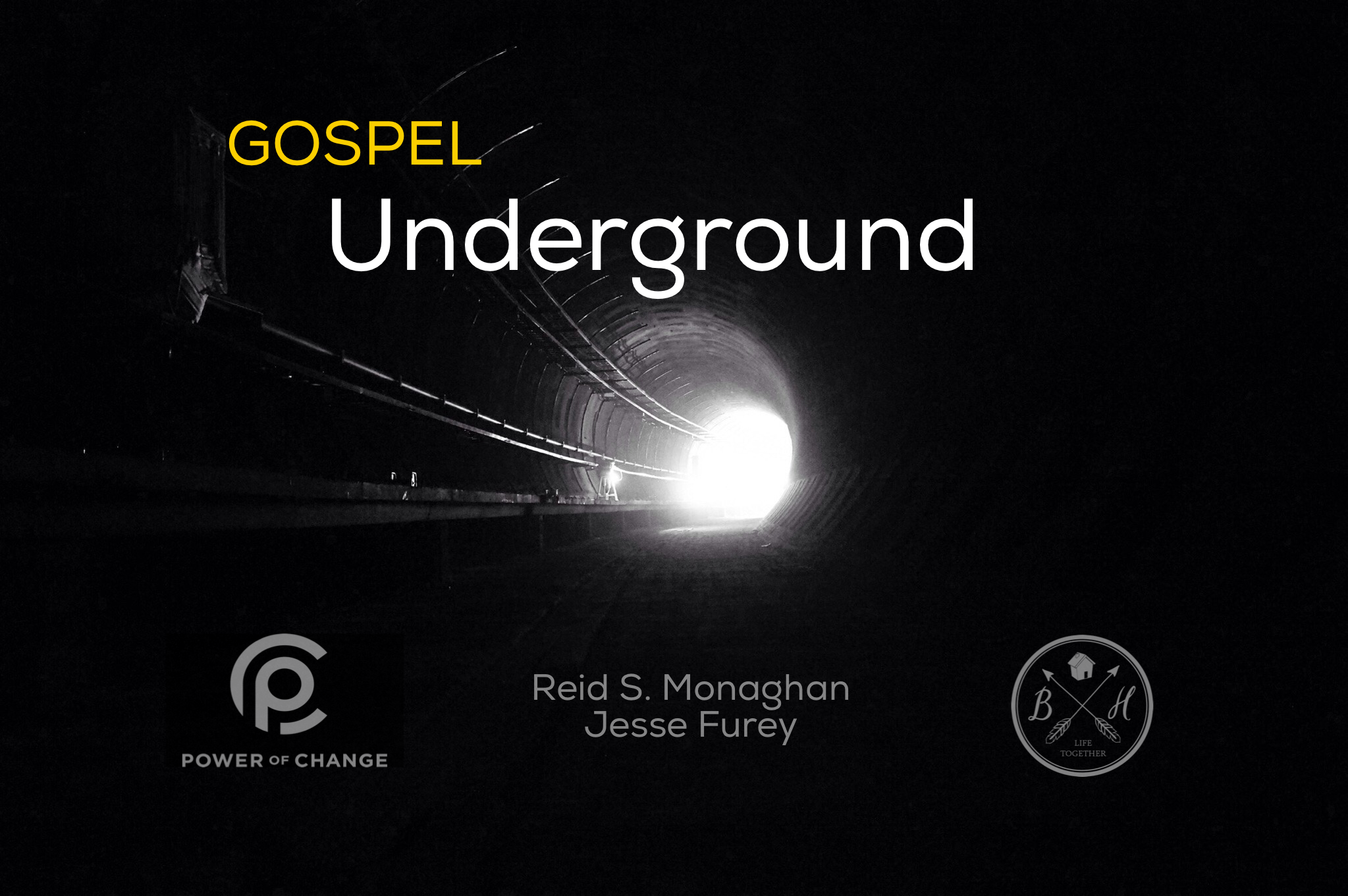 Reid Monaghan and Jesse Furey give a quick introduction to themselves, the Gospel Underground podcast and some segments that will feature in future episodes.