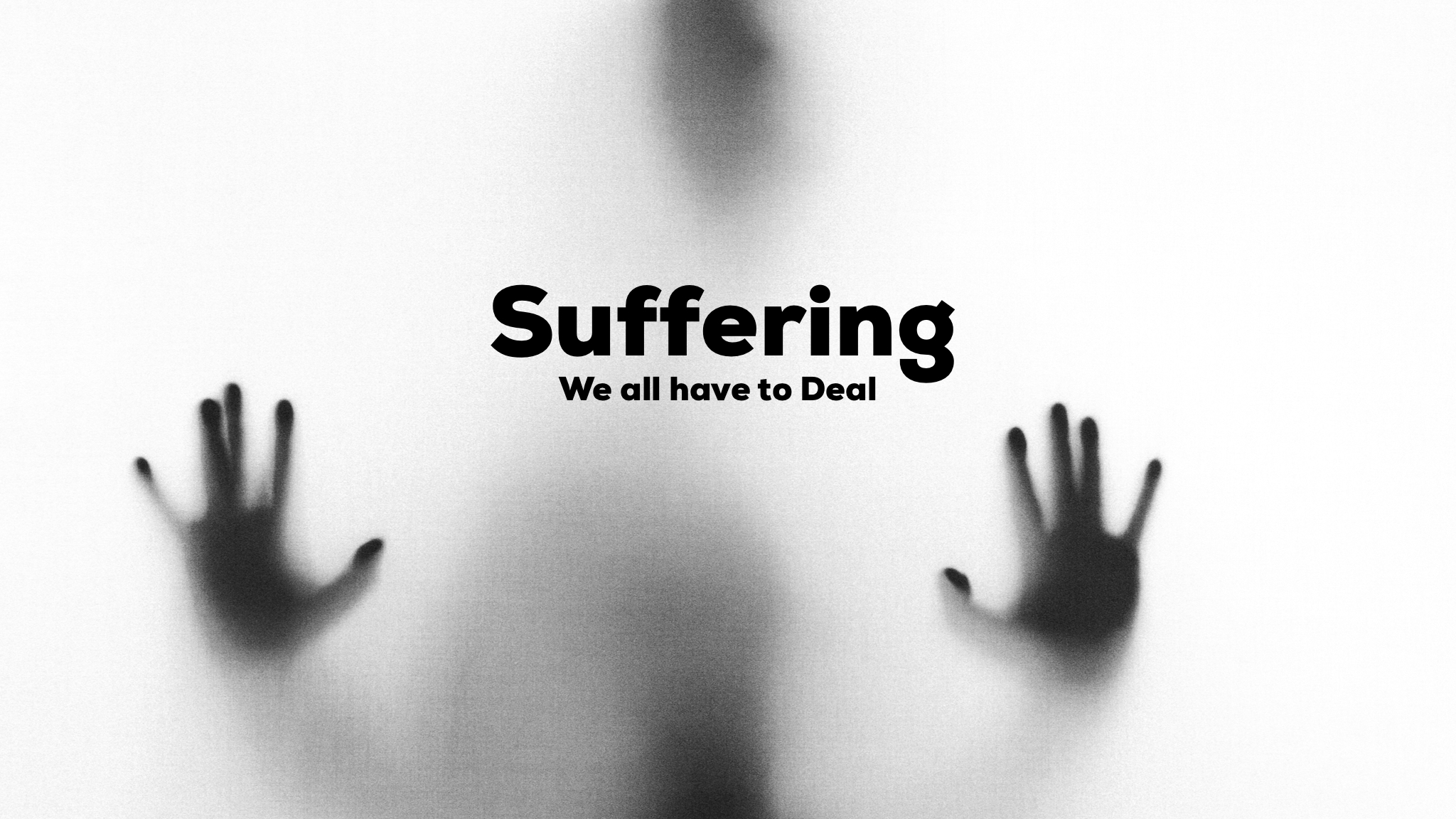 Reid and Jesse discuss the reality of suffering, how all people have to deal with this and how Jesus unites God, Humanity in and through suffering.