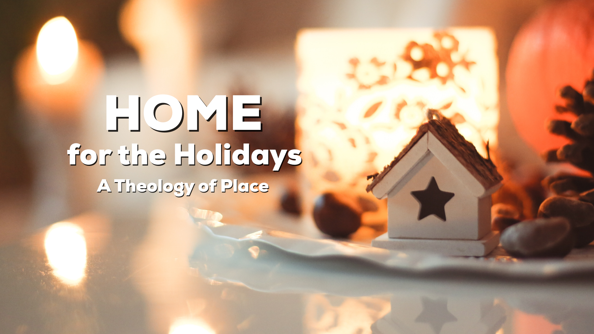 Jesse leads us in a discussion of the importance of place and how God calls us to be both home and homesick and this present age. We also talked about the importance of hospitality and bring others along with us into the kingdom.