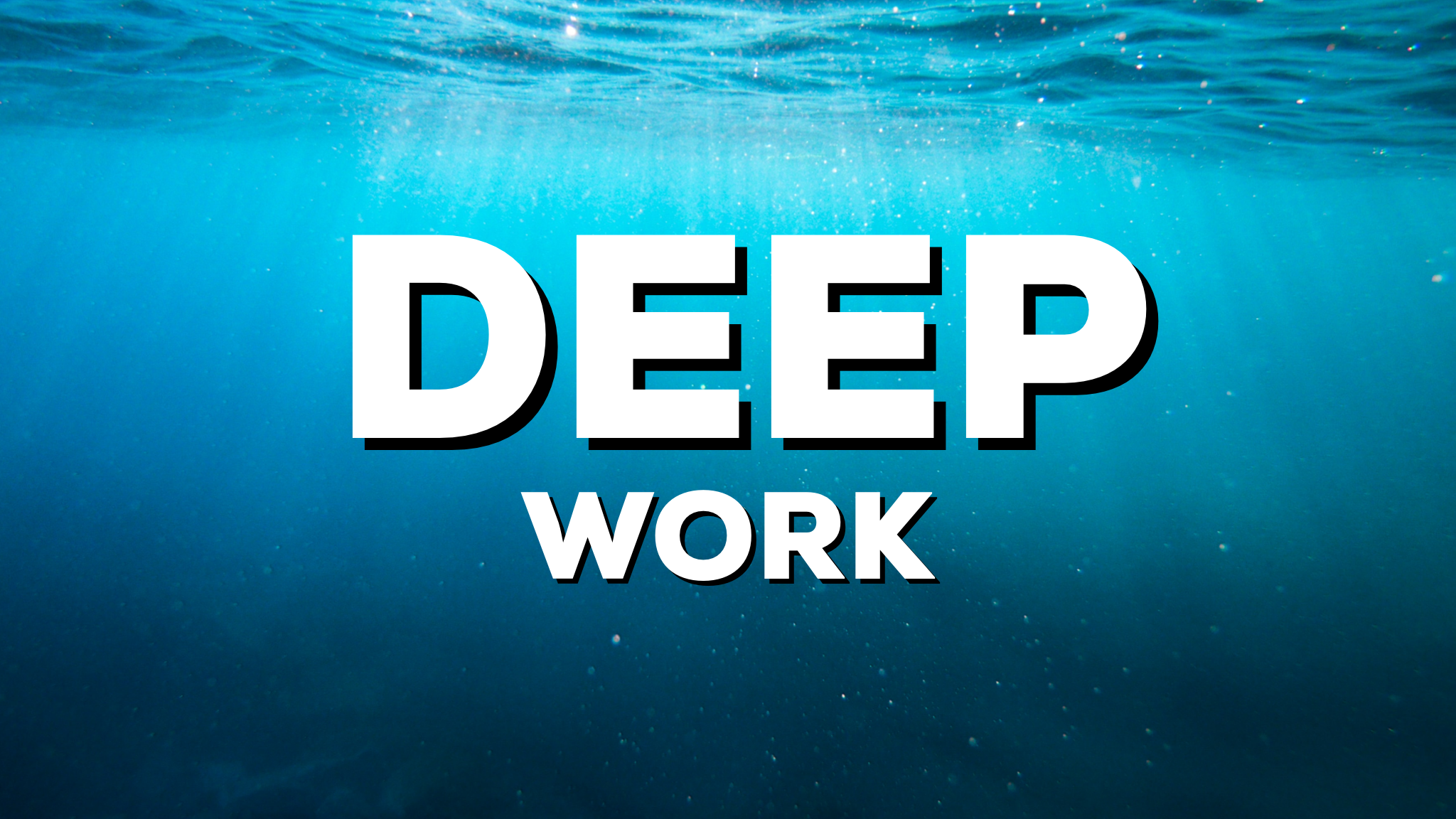 Reid and Jesse look at how our digital age fragments, distracts and disjoints our ability to do deep work. Guided by the book, Deep Work, by Cal Newport, they discuss how being able to go deep is both a helpful and virtuous path.