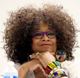 NC Literary Hall of Fame inductee, Jaki Shelton Green