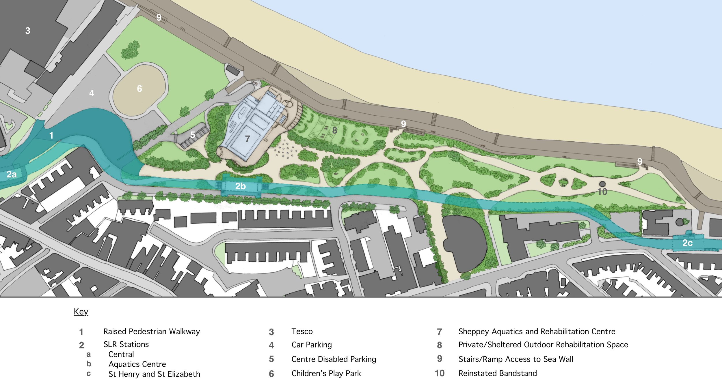 Urban Context and Site Plan.