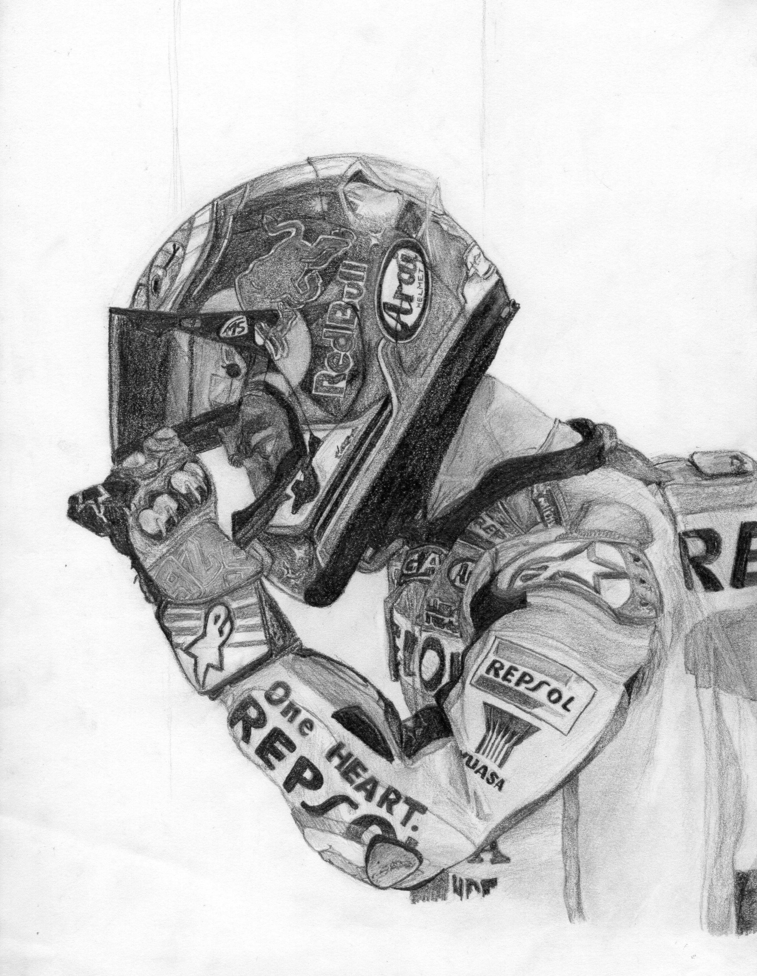 Dani Pedrosa, Le Mans