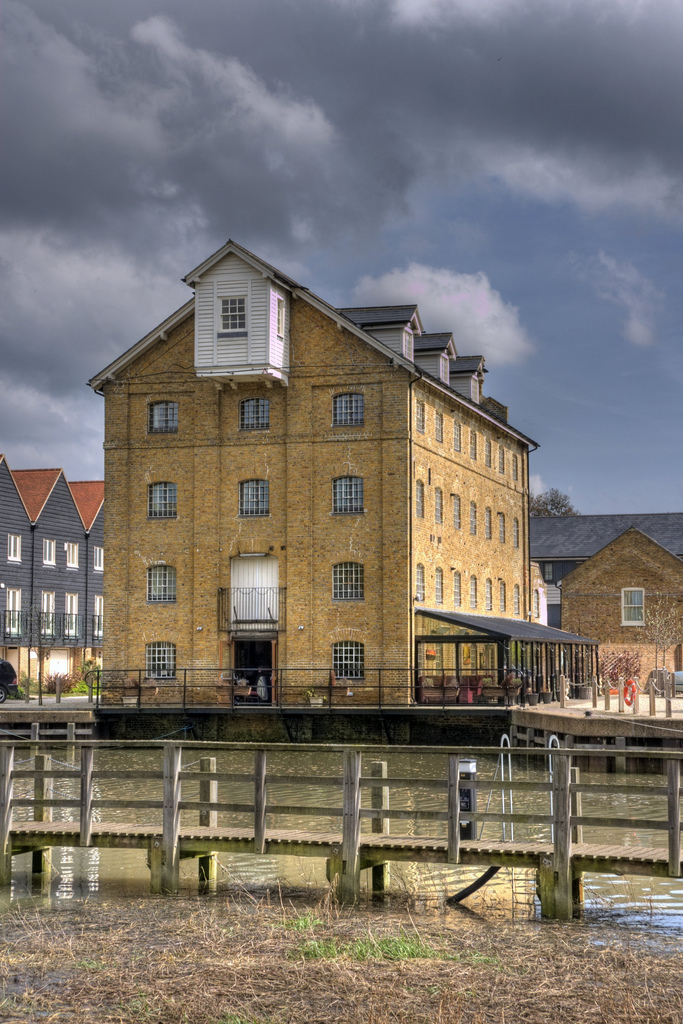 Provender Mill ( photo by  AJ Veitch ).