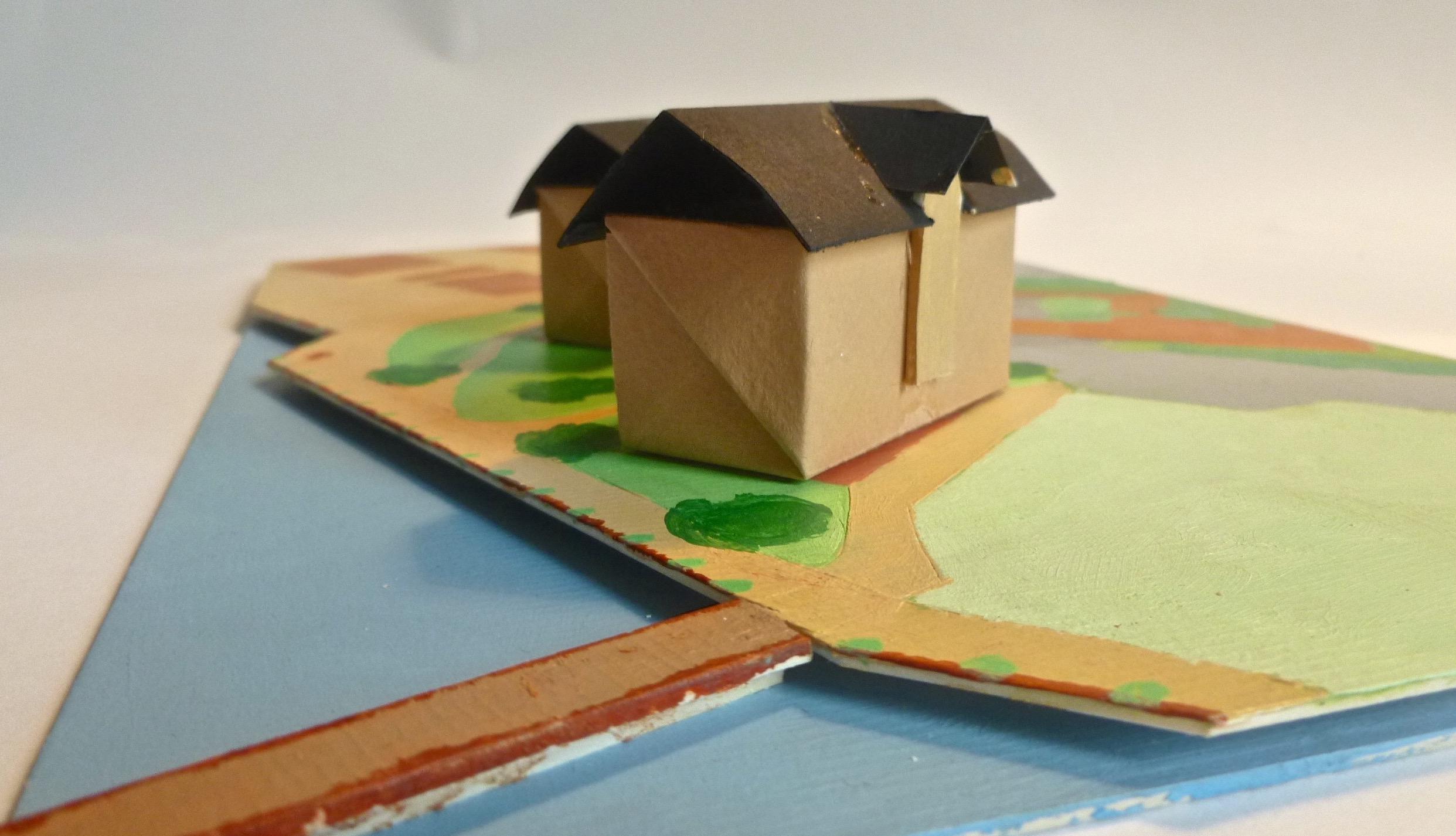 Faversham Creek Housing - Architecture