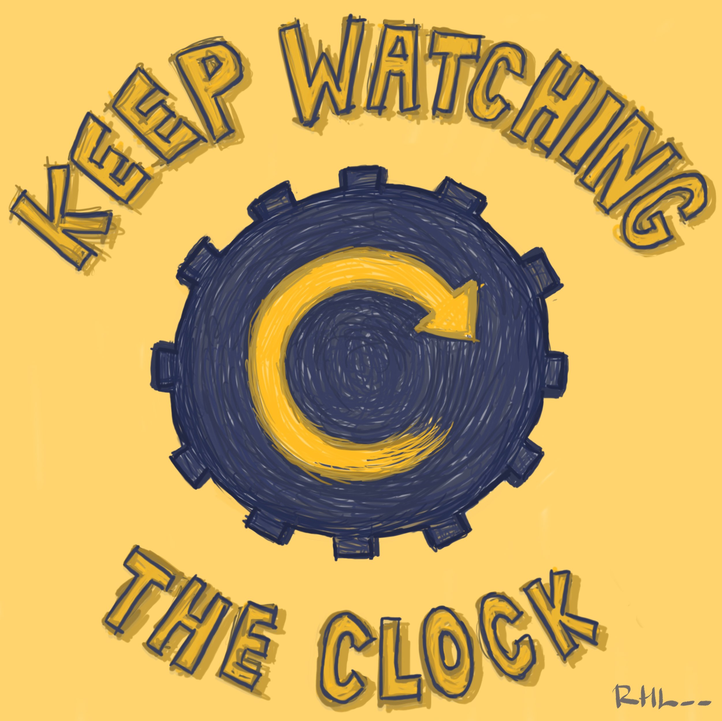 Keep Watching the Clock