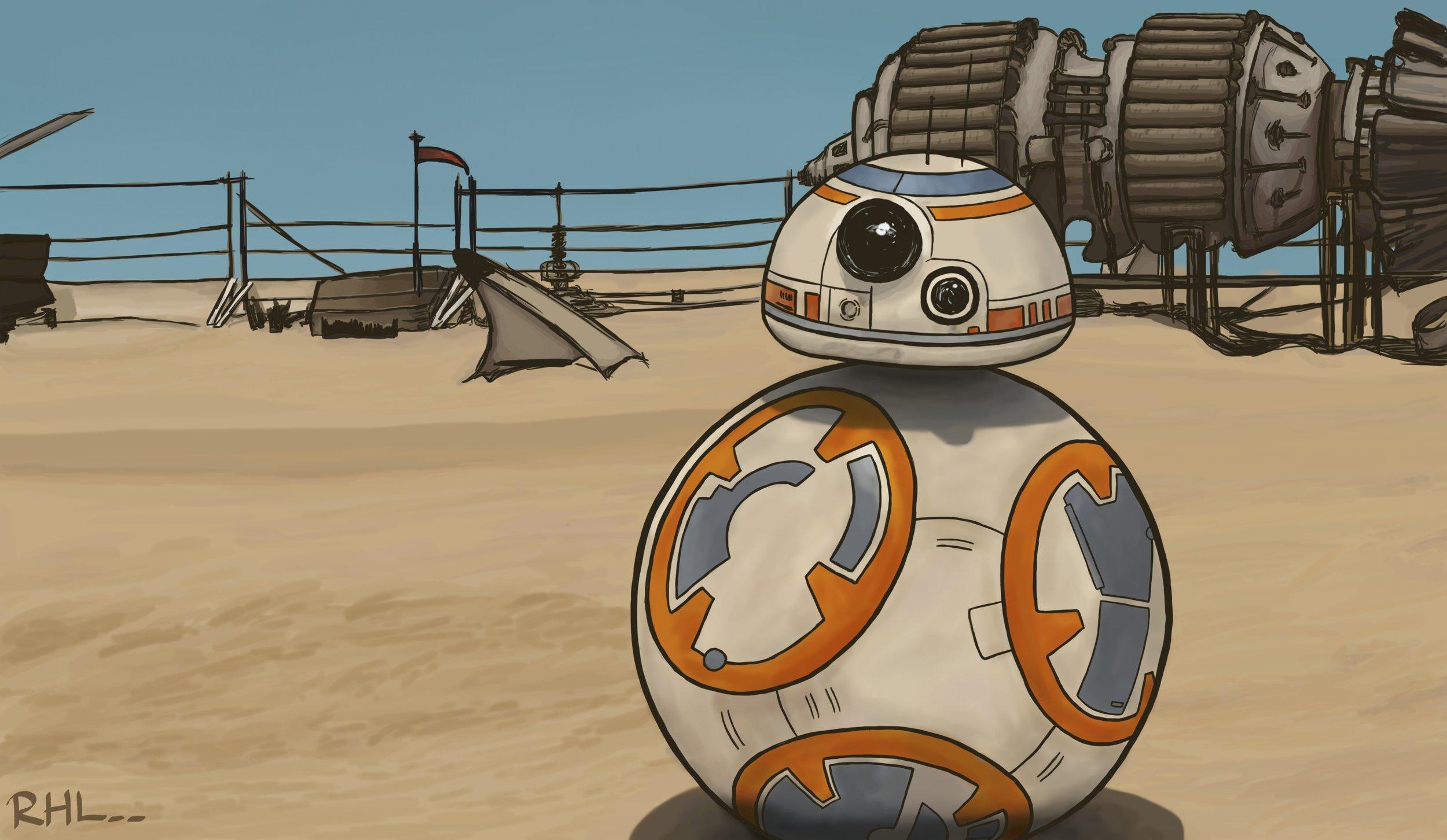 BB-8 Version 2