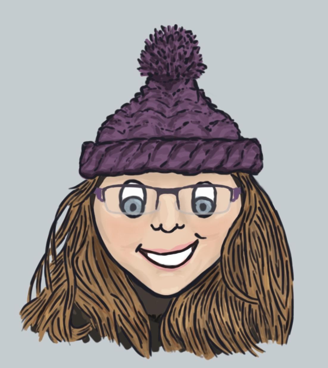 Self Portrait Cartoon