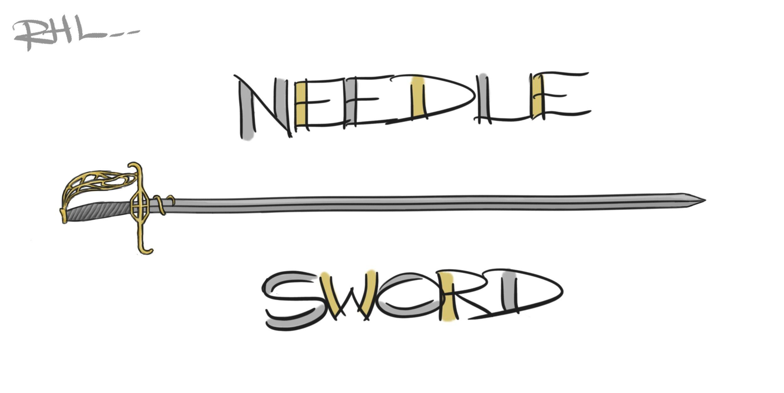 Needle Sword