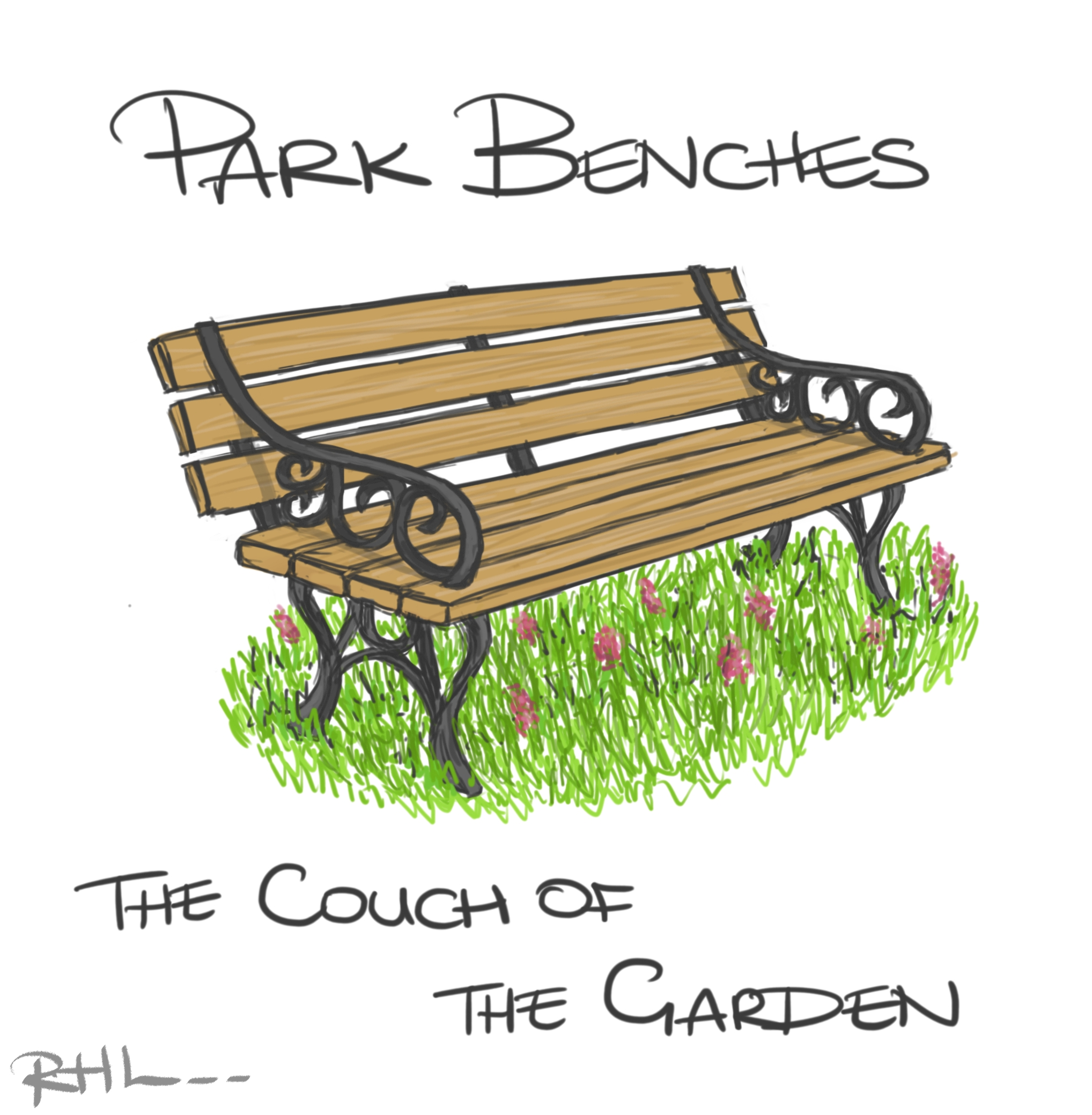 The Couch of the Garden