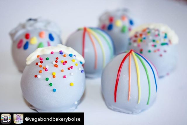 Repost from @vagabondbakeryboise - Registration is open for the Western States Conference on Suicide at Boise State on October 22nd in partnership with @thespeedyfoundation and the Idaho Suicide Prevention Coalition. @vagabondbakeryboise will be selling our cake balls at the Depressed Cake Shop to help raise money for suicide awareness in Idaho. #wscos
