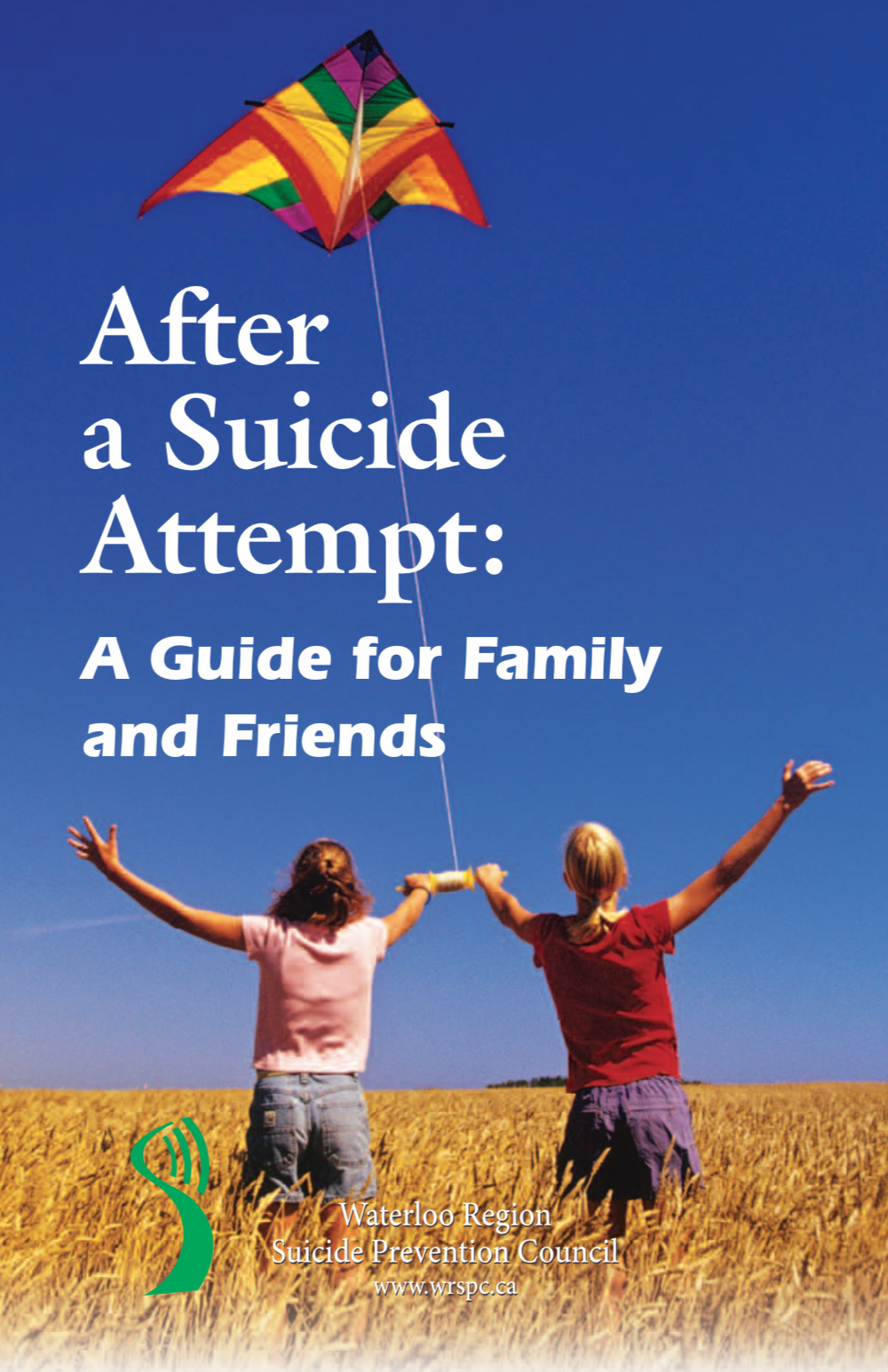 After a Suicide Attempt: A Guide for Family and Friends (CAN) -   Download