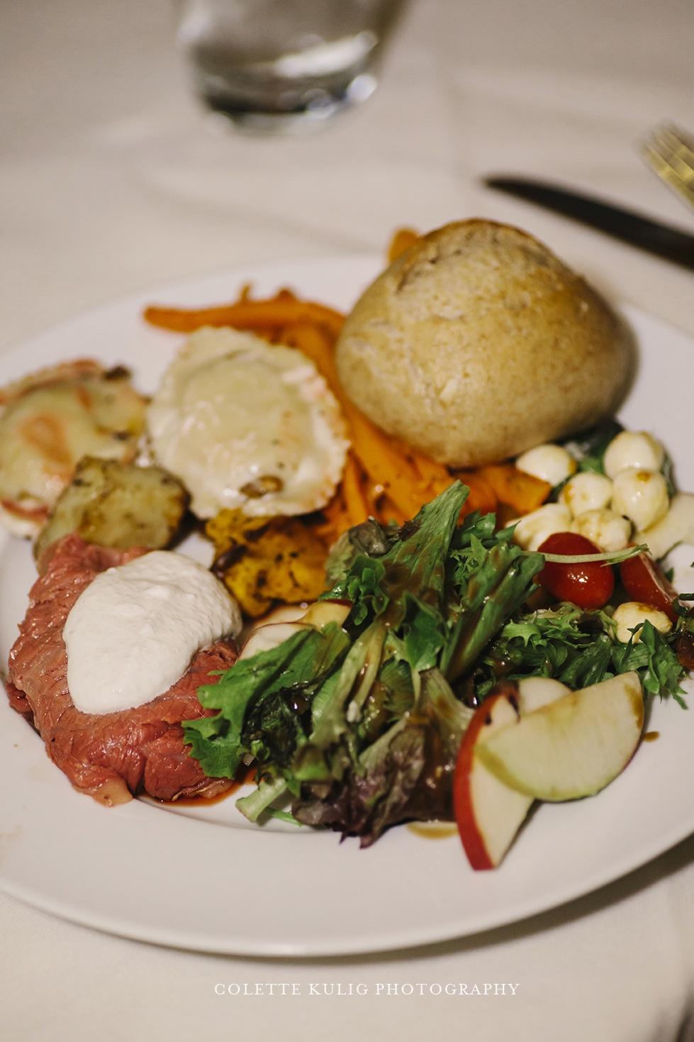 Horseradish Roast Beef