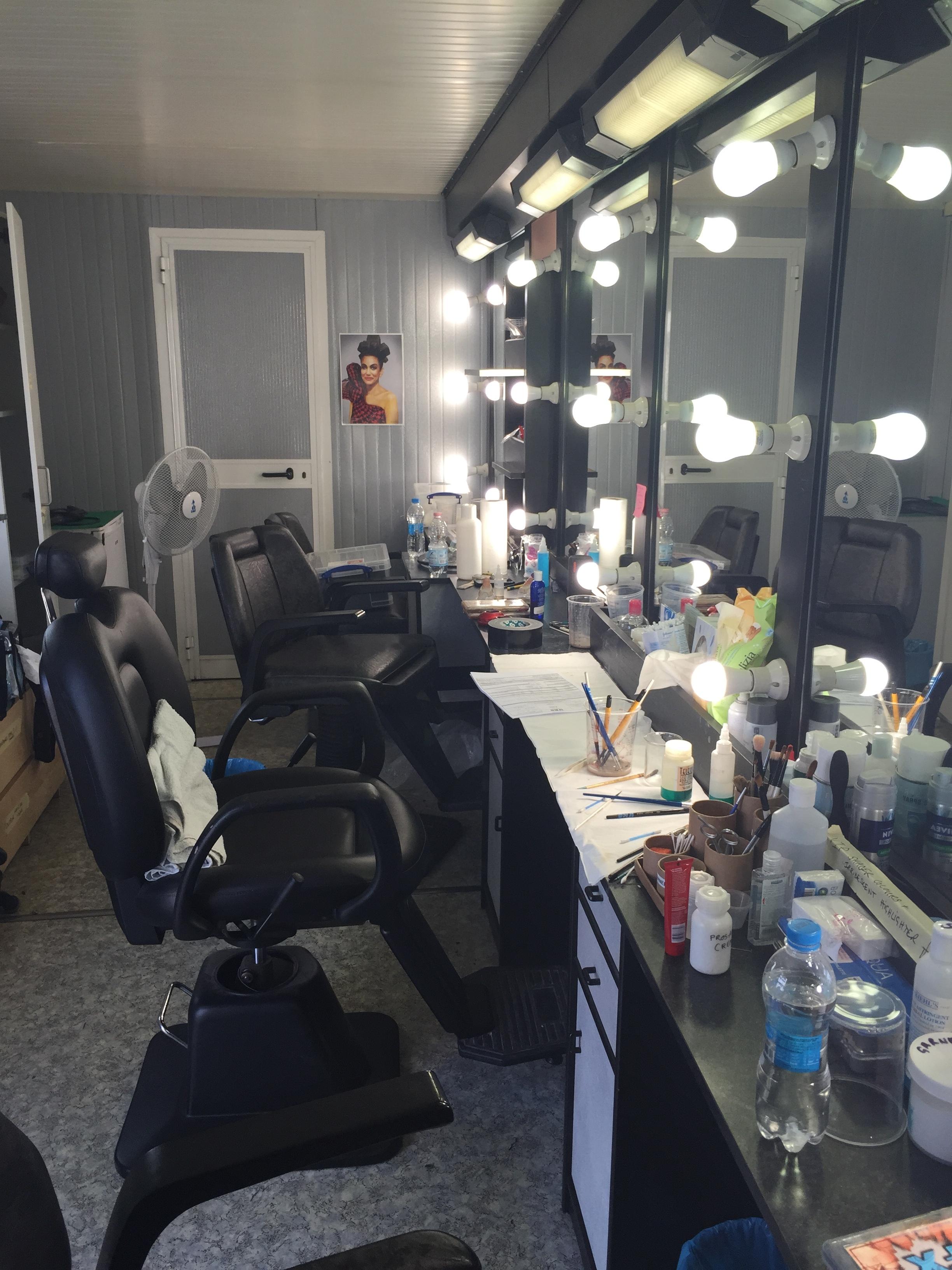makeup room zoolander2 2015